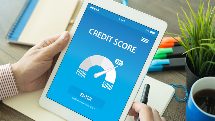 Why Might Your Credit Score Be Different Than Your Spouse's?